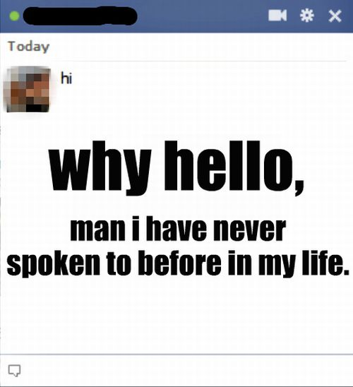 The Types Of People On Facebook (46 pics)