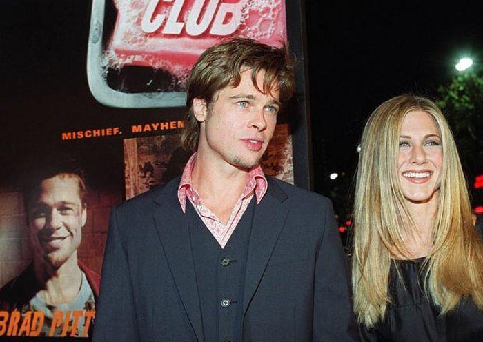 Brad Pitt Aging Timeline (38 pics)