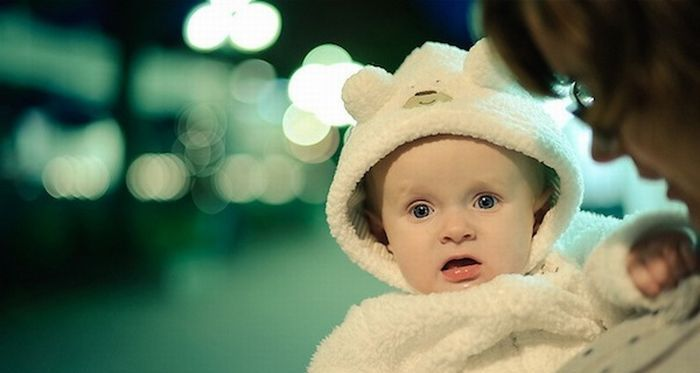 Cute Baby Photos (51 pics)