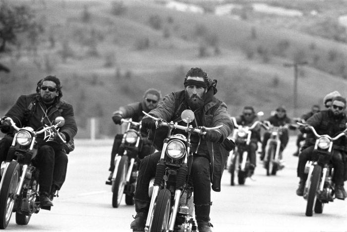 Hells Angels Back in 1965 (34 pics)