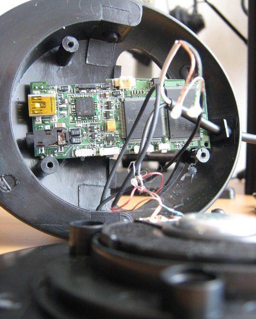 Как сделать беспроводные наушники со встроенным плеером (14 фото) .