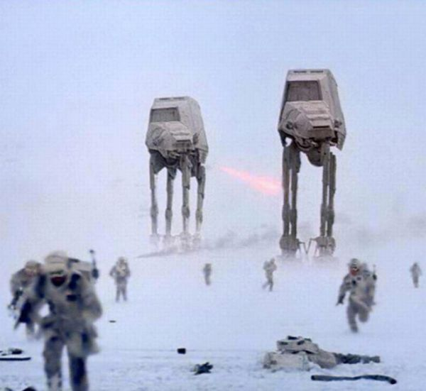 AT-AT Imperial Walker Tribute (62 pics)