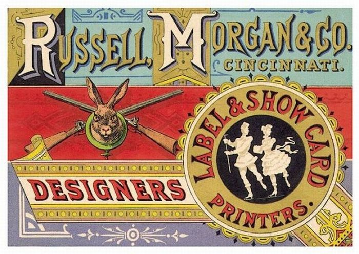 Vintage Business Cards (30 pics)