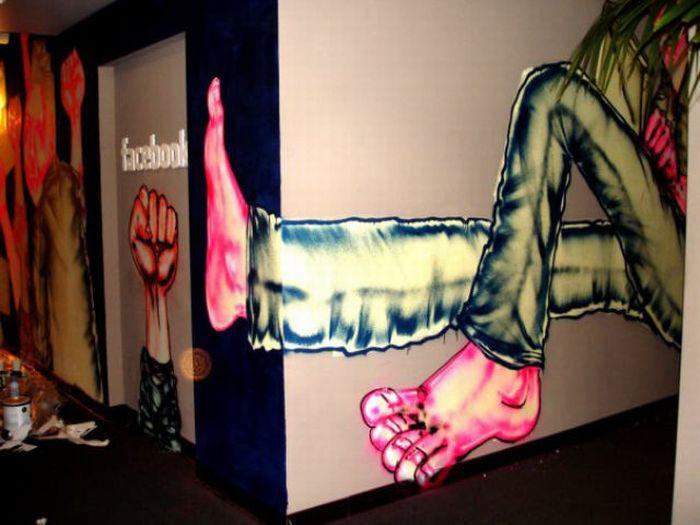 David Choe Earned $200 Million by Drawing Graffiti (11 pics)