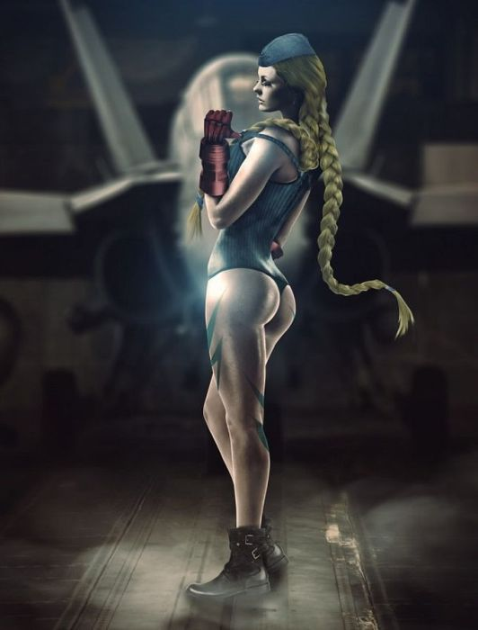Street Fighter in Real Life (16 pics)