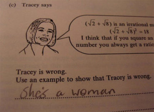 Funny Exam Answers. Part 4 (69 pics)