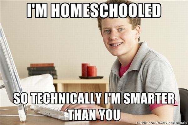 Homeschool Harold (60 pics)