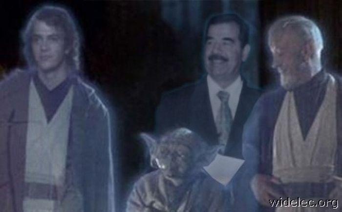 Star Wars Photo Tribute (100 pics)