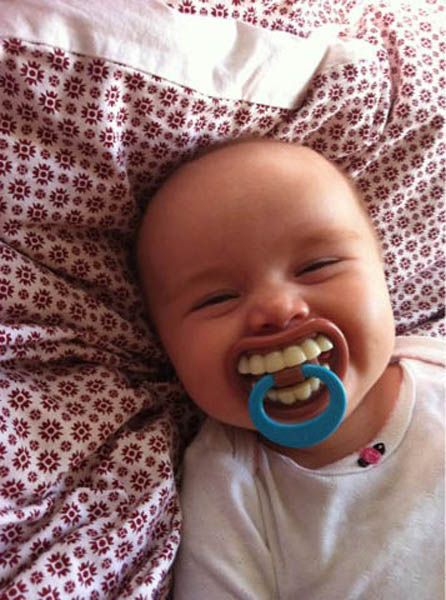 Cool Pacifiers (20 pics)