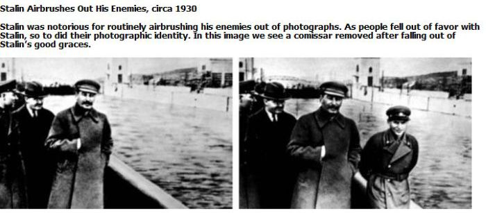 Foto Legendaris Dunia Yang Ternyata Hasil Editan