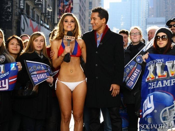 Beautiful Maria Menounosin Bikini (15 pics)