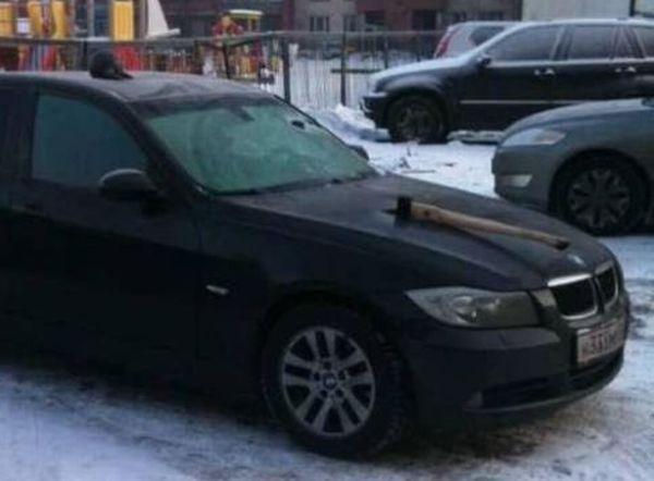 Car Revenge (3 pics)