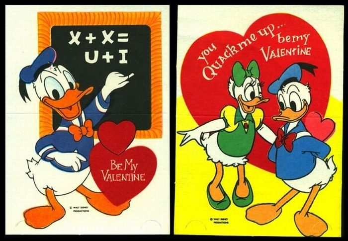 Classic Valentines From Your Childhood (150 pics)