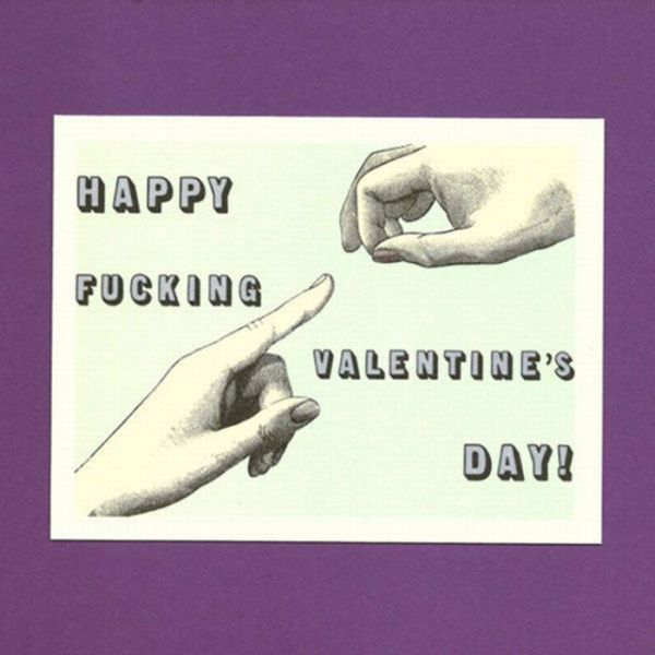 Anti-Valentine's Day Cards (22 pics)