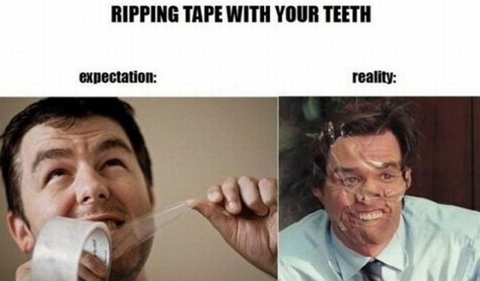Expectations vs Reality (12 pics)