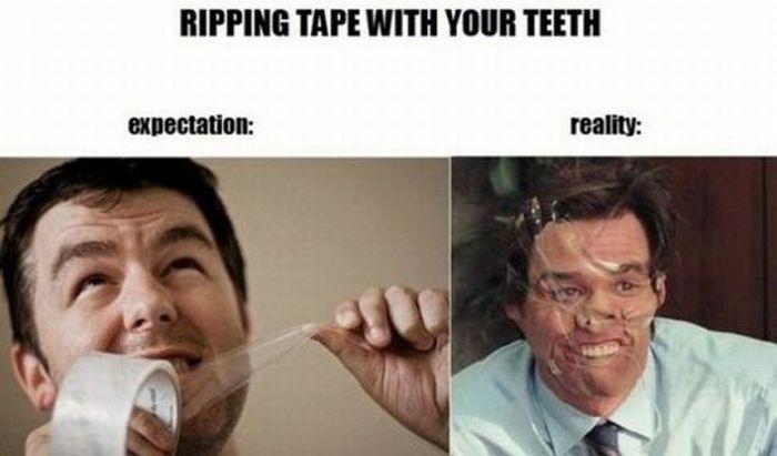 Expectations vs Reality (12 pics)
