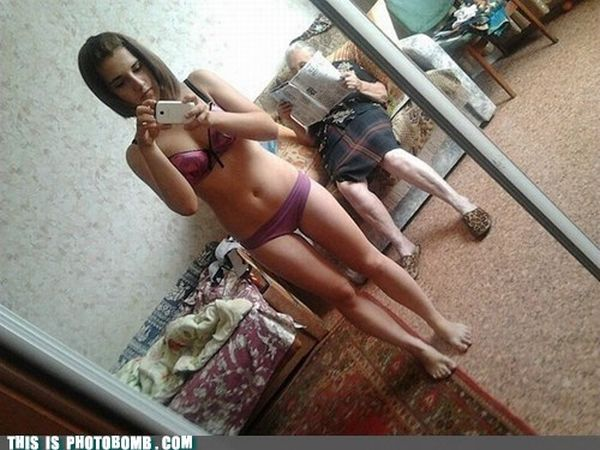 Photobombs. Part 17 (47 pics)