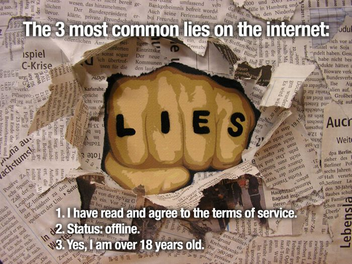 Random Facts About Everything (25 pics)