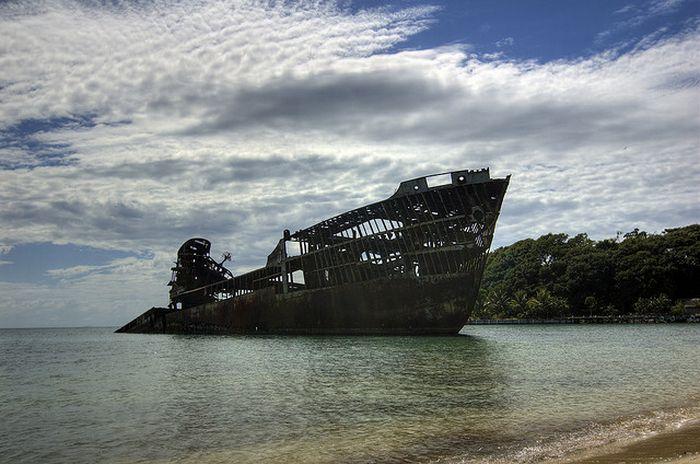 Shipwrecks (28 pics)