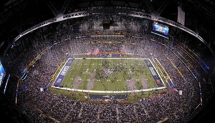 Sniper's Nest at Super Bowl (5 pics)