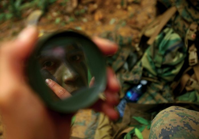 Military Camouflage. Part 2 (18 pics)