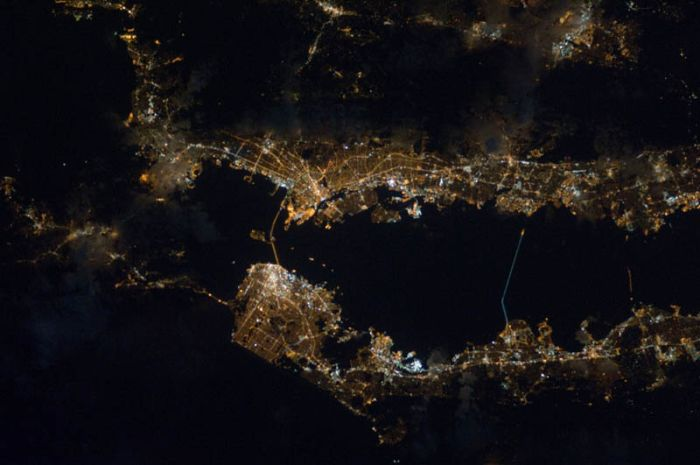 Our Planet at Night (30 pics)
