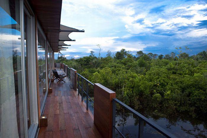 Ekspedisi Air Sungai Amazone