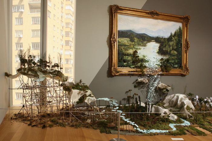 Miniature Landscape Imitations by Gregory Euclide (10 pics)