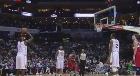 Epic Basketball Shot Fail