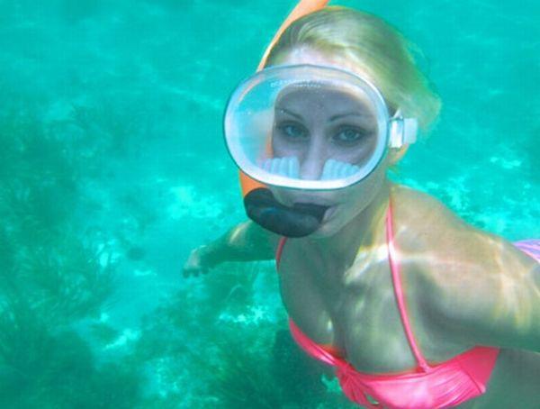 Hot Girls Scuba Diving 45 Pics-4014