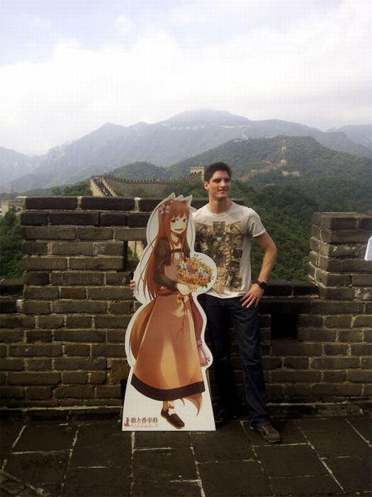 Travelling with a Girlfriend (32 pics)