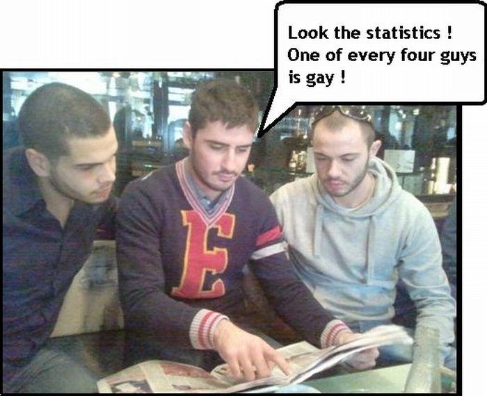 Gay Statistic (3 pics)