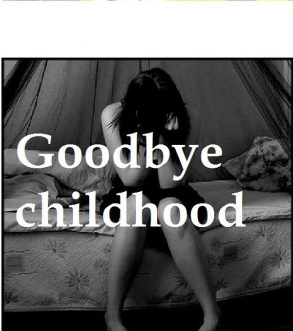 Goodbye Childhood (11 pics)