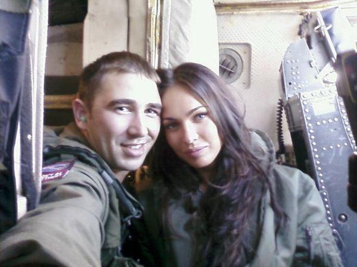 Megan Fox Twitpics (50 pics)