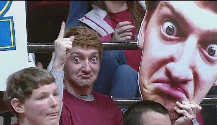 Hilarious Alabama Fan (5 pics)