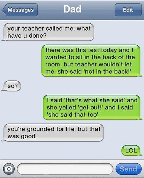 Funny Text Messages (18 pics)