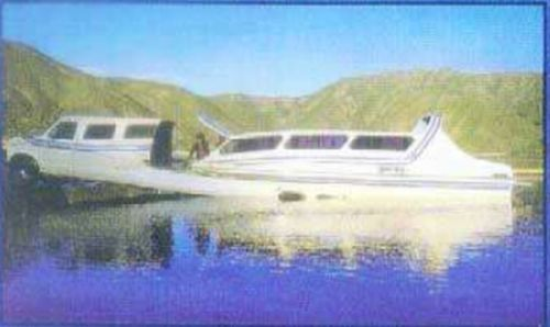 The Amazing Boaterhome (5 pics)