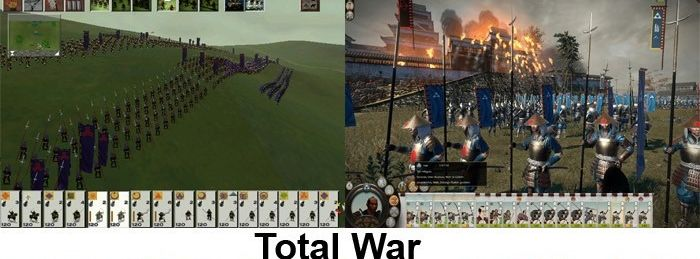 Games Then and Now (14 pics)