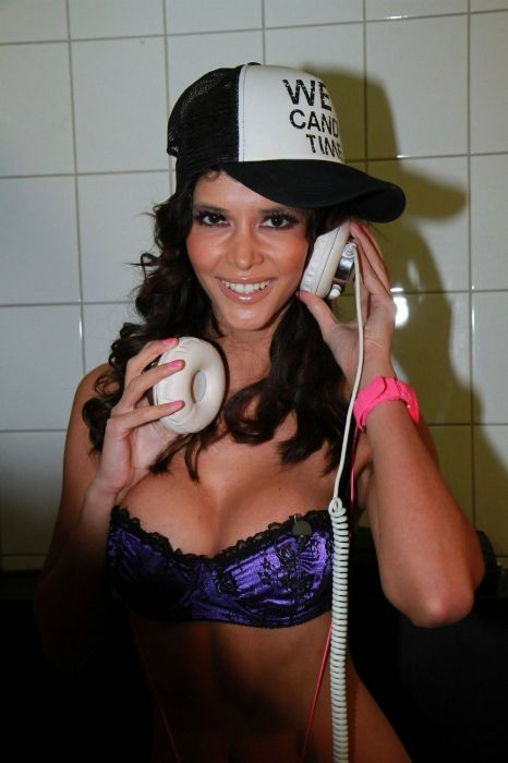 Sexy German DJ Micaela Schaefer (15 pics)