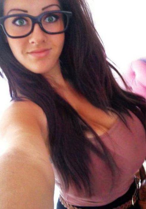 Huge Tits Glasses