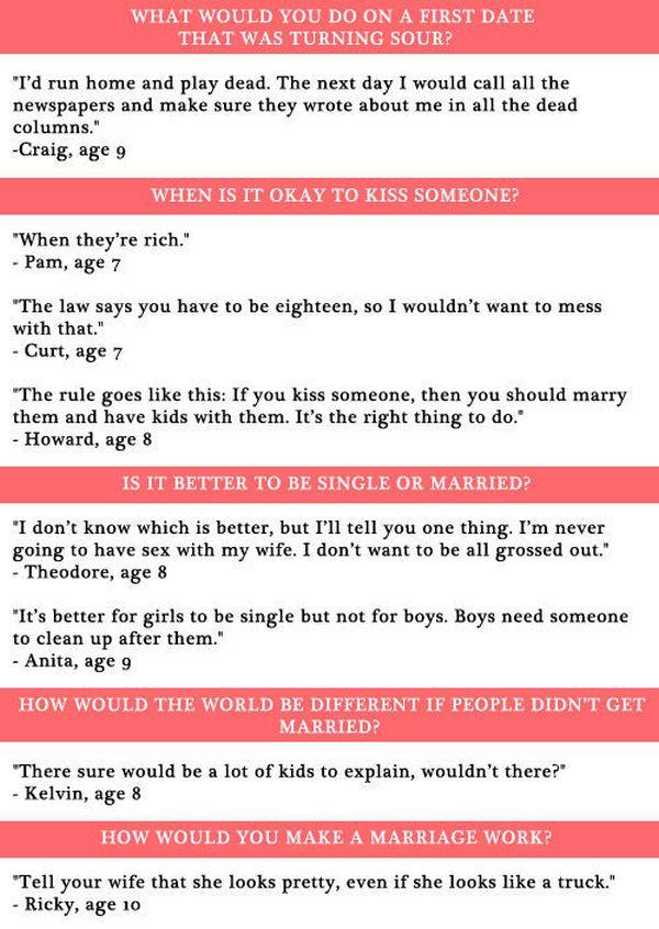 How Do You Decide Who To Marry? (2 pics)