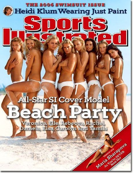 Sport Illustrated Evolution (49 pics)
