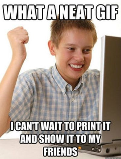 First Day on the Internet Kid (70 pics)