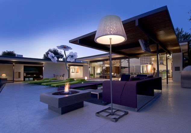 Hopen Place in the Hollywood Hills (38 pics)