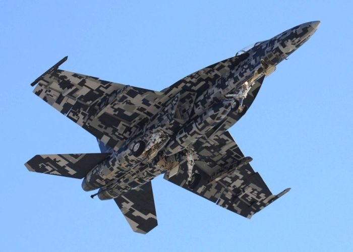 Aircraft Camouflage (40 pics)