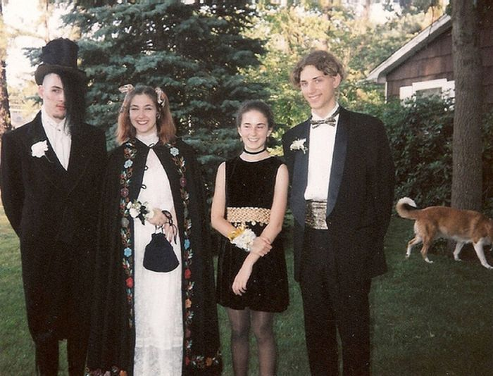 Pictures That Perfectly Capture The '90s (48 pics)