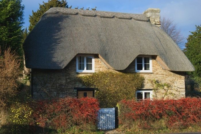 Thatch Roofs of the UK (48 pics)
