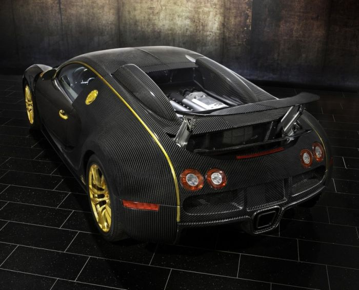 Mansory Bugatti Veyron (14 pics)