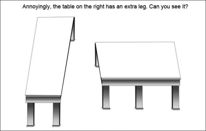 Kick Butt Optical Illusions (10 pics)