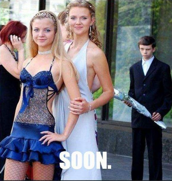 Soon, Very Soon (17 pics)